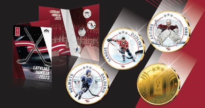 """Latvijas hokeja zelts"""