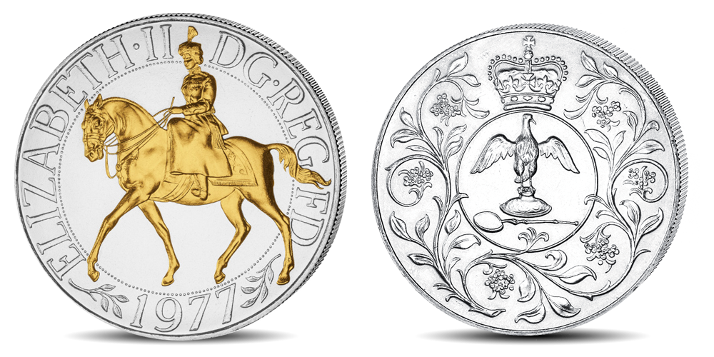 Queen Elizabeth II on the Horse