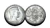 Autentisku latviešu monētu komplekts9
