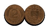Autentisku latviešu monētu komplekts2