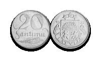 Autentisku latviešu monētu komplekts5