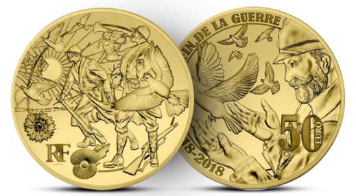 Samlerhuset un Monnaie de Paris izdod pirmo Fairmined zelta monētu