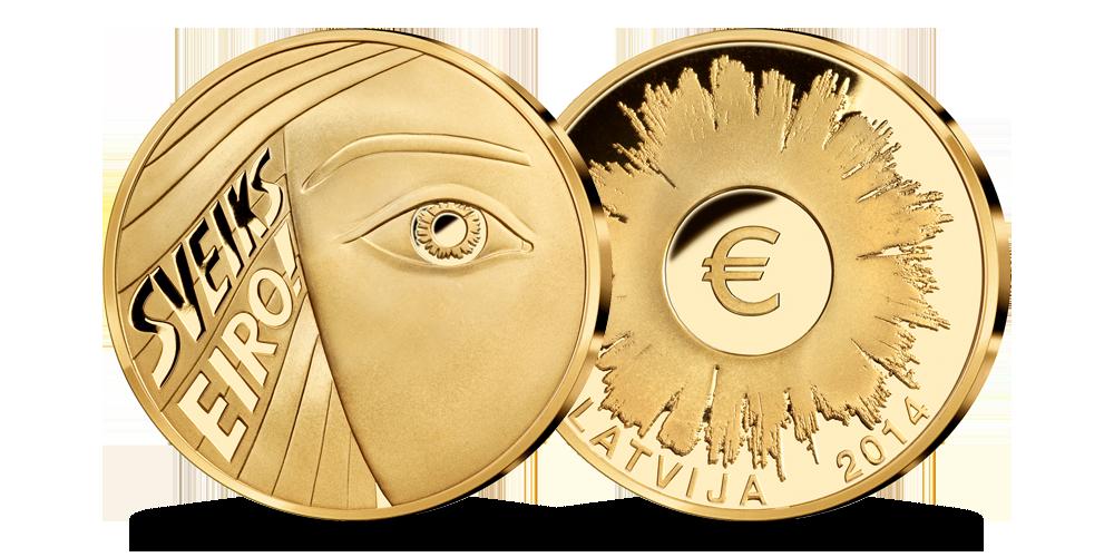 Sveiks, eiro!
