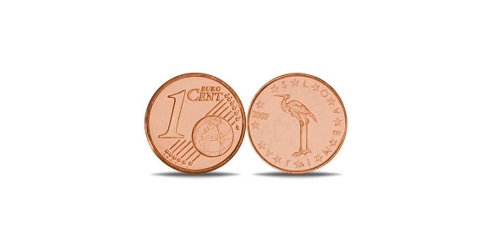 Slovēnijas eiro cents