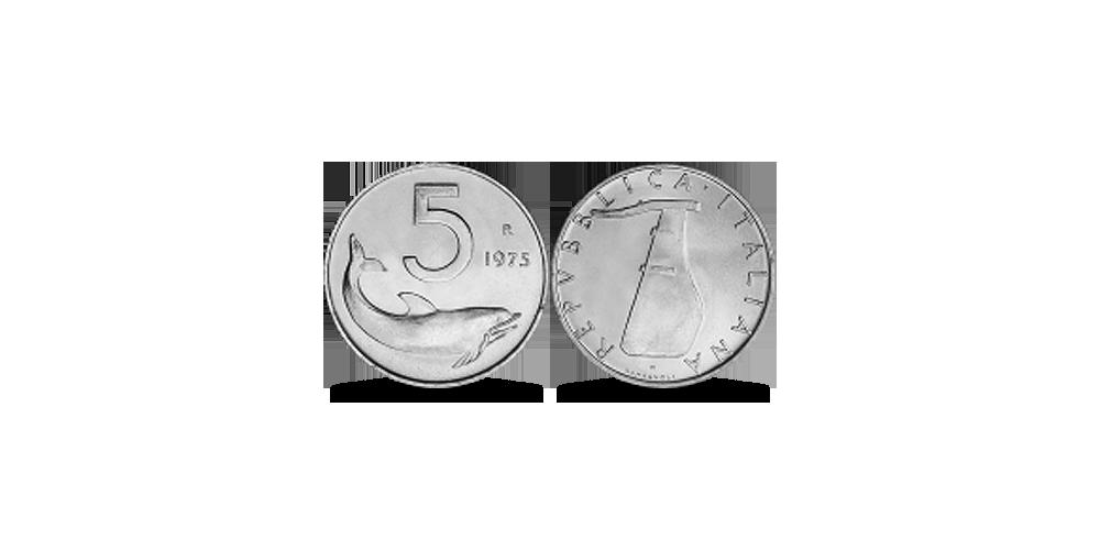 Itālijas 5 liras