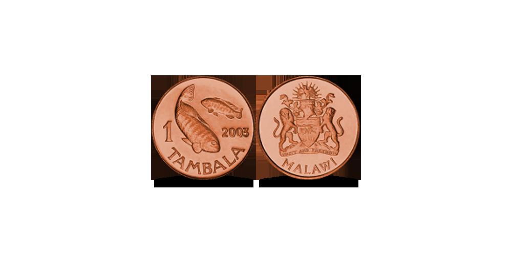 1 Malāvijas tambala