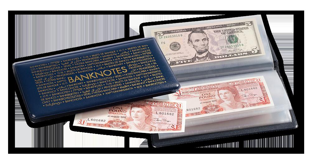 Kabatas albums banknotēm