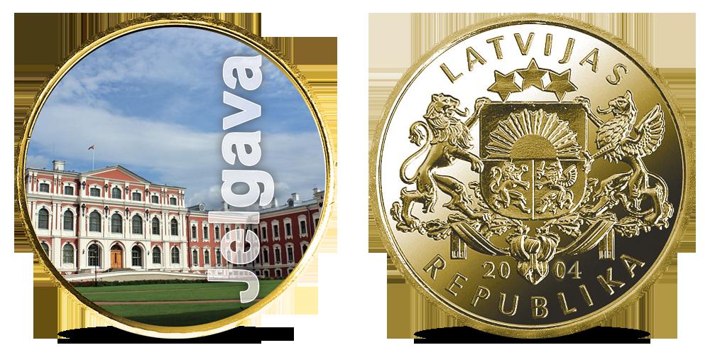 """Kolekcija """"Latvijas lielākās pilsētas"""""""