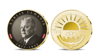 """Medaļu komplekts """"Latvijas valsts prezidenti"""""""