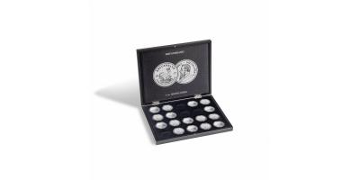 """Monētu kastītes sudraba vienas unces monētām VOLTERRA: """"Krūgerrands"""""""