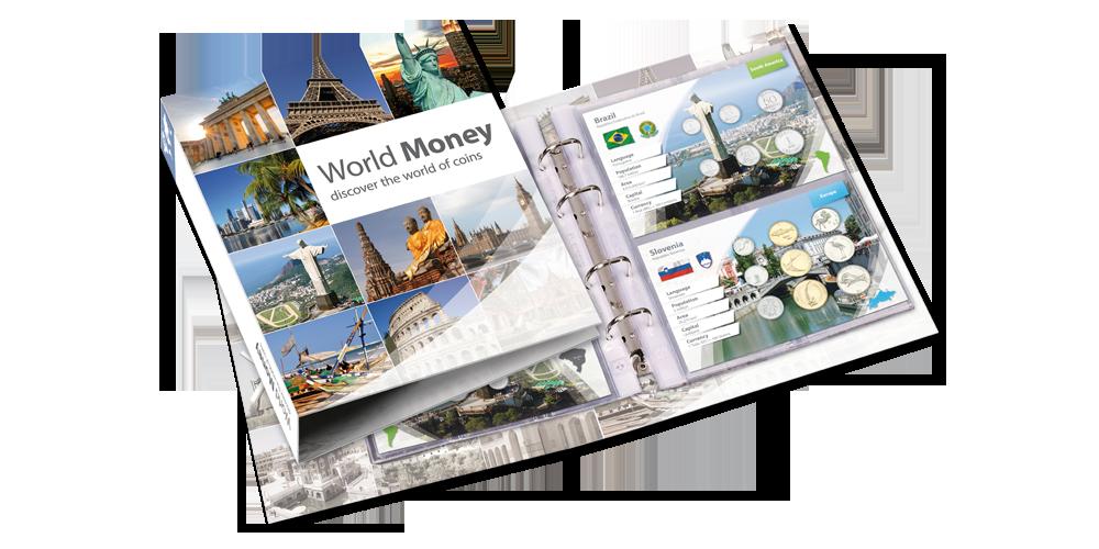"""Kolekcija """"Pasaules nauda"""""""