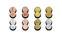 "Monētu komplekts ""Adventes kalendārs"""