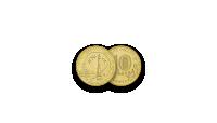 """Autentisku monētu komplekts """"Kosmosa iekarošana""""6"""