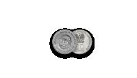 """Autentisku monētu komplekts """"Kosmosa iekarošana""""7"""