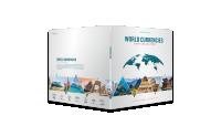 Numismātisks ceļojums apkārt pasaulei - 50 monētas no 50 valstīm