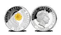 """Tīra sudraba monēta """"Jāņi"""""""