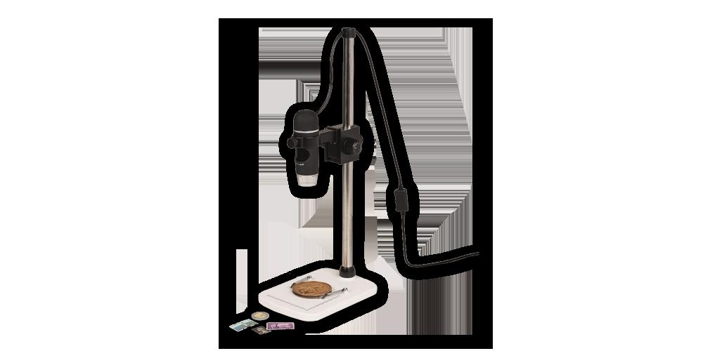 Stacionārs mikroskopa statīvs