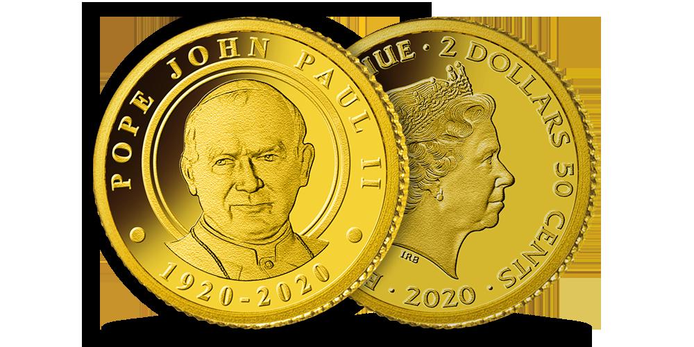 Pāvesta Jāņa Pāvila II dzimšanas 100. Gadadiena