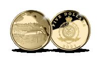Zelta monēta veltīta Rally Estonia 2021